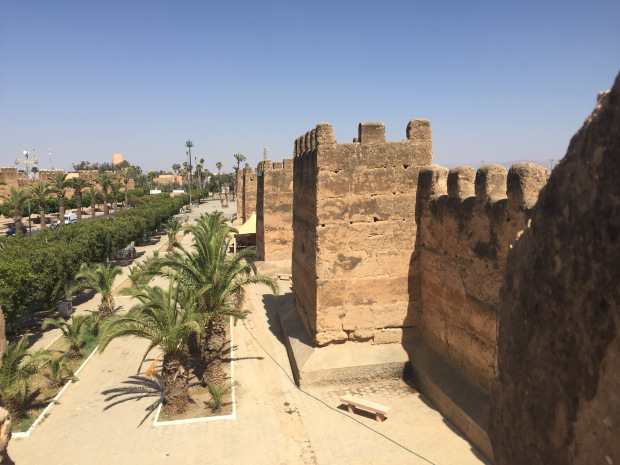 Taroudant a city of history and rich of a long past