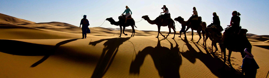 Sahara desert a paradise of outdoor activities